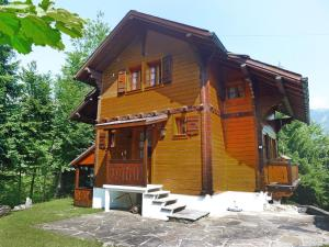 Chalet Chalet Val Rose, Дома для отпуска  Arveyes - big - 15
