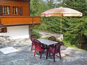 Chalet Chalet Val Rose, Дома для отпуска  Arveyes - big - 14