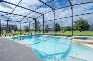Private Pool Home Near Disney