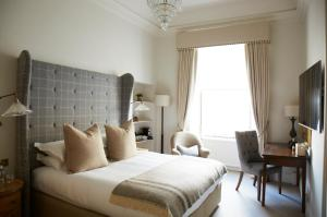 Luxury King Double at Dunstane House