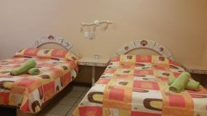 Hotel y Balneario Playa San Pablo, Отели  Monte Gordo - big - 4