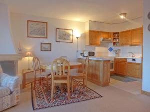 Apartment Faucon B5, Apartmány  Villars-sur-Ollon - big - 7