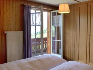 Chalet Papillon, Holiday homes  Schwanden - big - 12