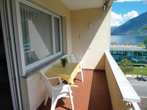 Apartment Lido (Utoring).18, Apartmanok  Locarno - big - 11