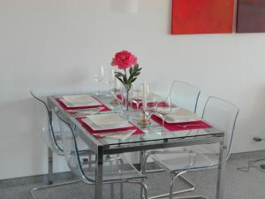 Apartment Lido (Utoring).18, Апартаменты  Локарно - big - 5