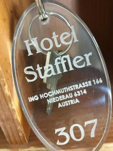 Hotel Staffler, Szállodák  Niederau - big - 30