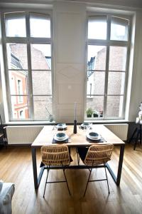Apartment Rue Royale, Apartmány  Lille - big - 11