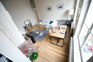 Apartment Rue Royale, Apartmány  Lille - big - 16