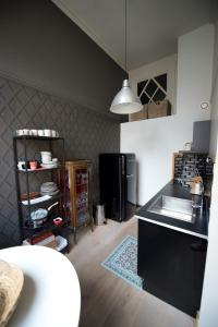 Apartment Rue Royale, Apartmány  Lille - big - 3