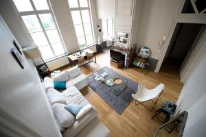 Apartment Rue Royale, Apartmány  Lille - big - 2