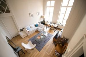 Apartment Rue Royale, Apartmány  Lille - big - 25