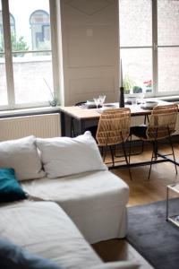 Apartment Rue Royale, Apartmány  Lille - big - 22