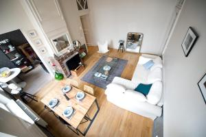 Apartment Rue Royale, Apartmány  Lille - big - 20