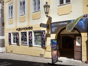 Residence Muzeum Vltavínů, Apartmanok  Český Krumlov - big - 51