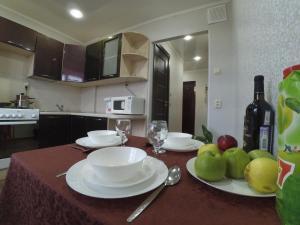 Apartment on Adoratskogo 42
