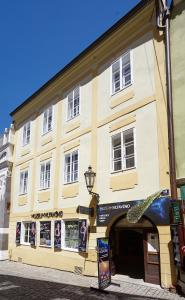 Residence Muzeum Vltavínů, Apartmanok  Český Krumlov - big - 1