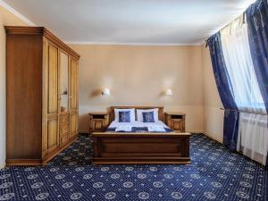 Marinus Hotel, Szállodák  Kabargyinka - big - 21