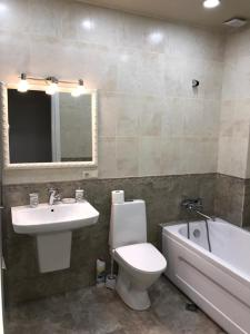 White Apartment, Appartamenti  Batumi - big - 5