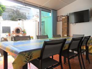Holiday Home Isis, Дома для отпуска  Ла-Эскала - big - 9
