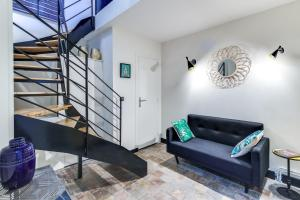 Duplex Apartment  with Three Bedrooms (2 Adults)