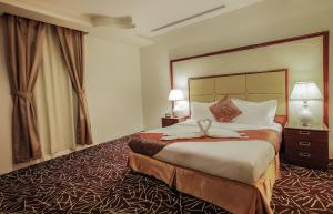 Rest Night Hotel Apartment, Residence  Riyad - big - 96