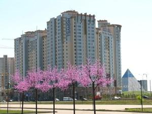 Apartments in the center of Astana