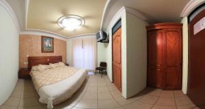Hotel California, Hotely  Morelia - big - 2