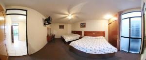 Hotel California, Hotely  Morelia - big - 3
