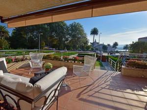 Holiday Home Chalet en Isla de la Toja, Dovolenkové domy  Isla de la Toja - big - 15