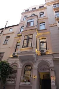 Taksim Aygunes Suite, Hotel  Istanbul - big - 46