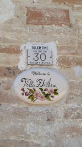 B&B Villa d'Aria, Panziók  Abbadia di Fiastra - big - 41