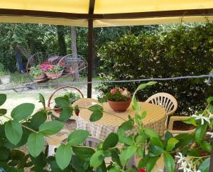 B&B Villa d'Aria, Bed and breakfasts  Abbadia di Fiastra - big - 46