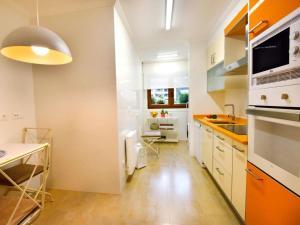 Apartment Apartamento Bajo en Isla de la Toja, Apartmány  Isla de la Toja - big - 18