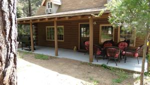 Mountain Trail Lodge and Vacation Rentals, Лоджи  Окхерст - big - 36