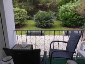 Apartment Wildbadstrasse, Appartamenti  Traben-Trarbach - big - 4