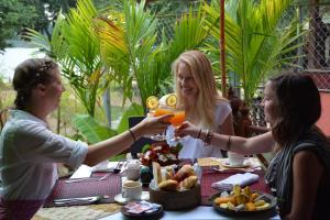 HanumanAlaya Colonial House, Hotely  Siem Reap - big - 80
