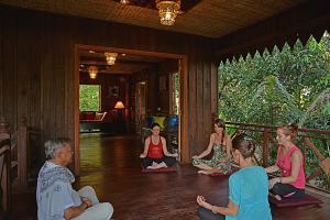 HanumanAlaya Colonial House, Hotely  Siem Reap - big - 75