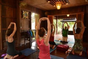 HanumanAlaya Colonial House, Hotely  Siem Reap - big - 79