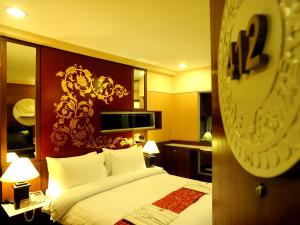 Mariya Boutique Hotel At Suvarnabhumi Airport, Hotely  Lat Krabang - big - 33