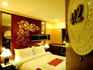 Mariya Boutique Hotel At Suvarnabhumi Airport, Hotels  Lat Krabang - big - 33