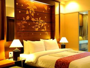 Mariya Boutique Hotel At Suvarnabhumi Airport, Hotel  Lat Krabang - big - 3