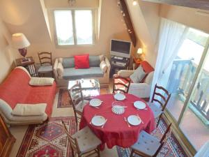 Apartment Marie Antoinette, Appartamenti  Deauville - big - 3
