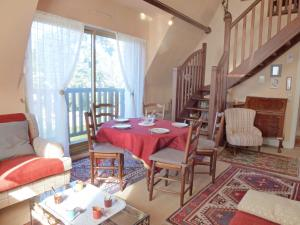 Apartment Marie Antoinette, Appartamenti  Deauville - big - 2