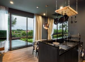 Saturdays Exclusive Apartment By Rents In Phuket, Ferienwohnungen  Rawai Beach - big - 7