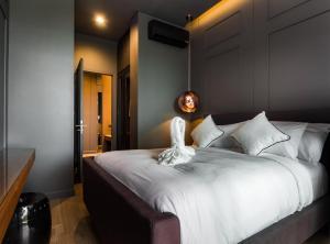 Saturdays Exclusive Apartment By Rents In Phuket, Ferienwohnungen  Rawai Beach - big - 6