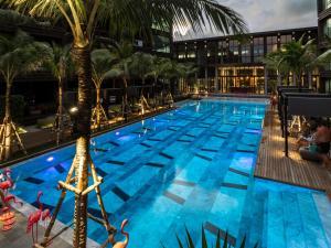 Saturdays Exclusive Apartment By Rents In Phuket, Ferienwohnungen  Rawai Beach - big - 3