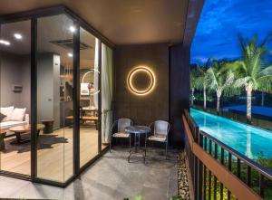 Saturdays Exclusive Apartment By Rents In Phuket, Ferienwohnungen  Rawai Beach - big - 15