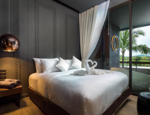 Saturdays Exclusive Apartment By Rents In Phuket, Ferienwohnungen  Rawai Beach - big - 17
