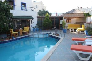 Hotel Oya & Suites, Hotels  Bodrum - big - 57