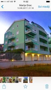 Apartement Mulandovo, Apartmány  Ičići - big - 22